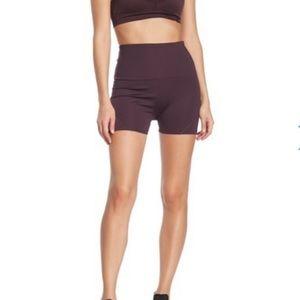 Marika Lexis Hottie High Waste Shorts NWT Size L